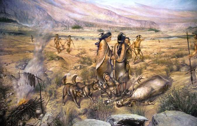 Texas has rich remains from the Clovis Culture, long believed to be the earliest to spread across North America. The region's first people found their way here more than 13,000 years ago, and perhaps came earlier than that. Their arrival marks the beginning of the Paleolithic Era in Texas.