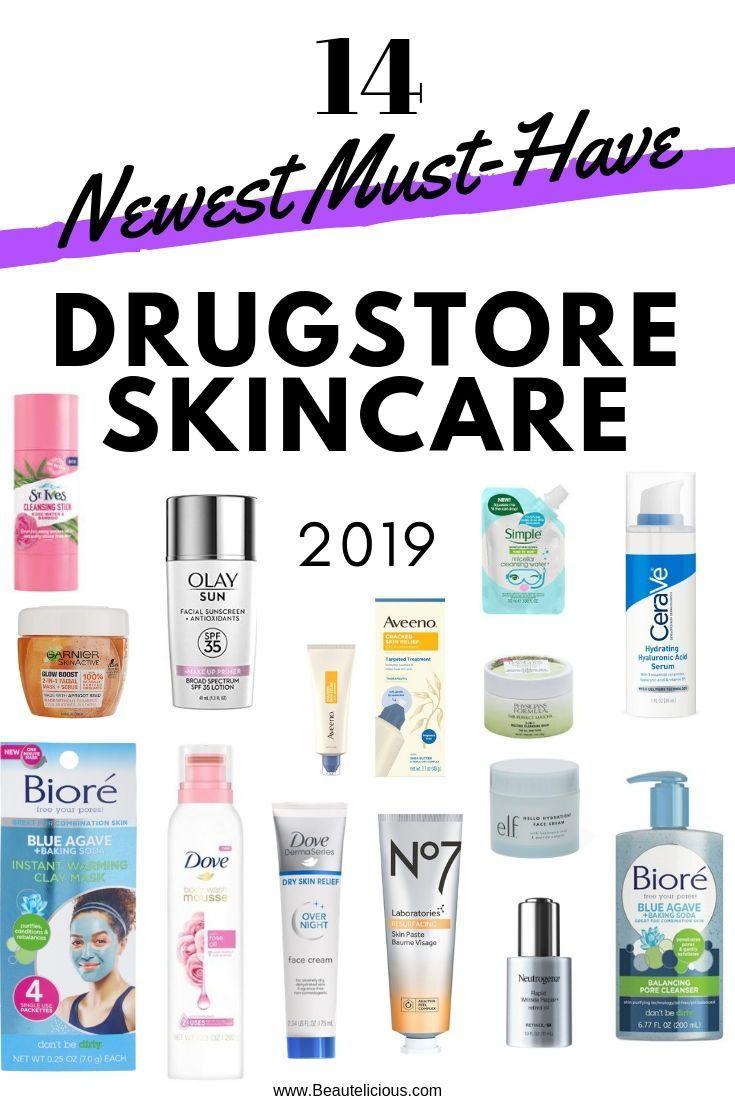 14 Best New Drugstore Skincare In 2019 Beautelicious Drugstore Skincare Beauty Products Drugstore Skin Care