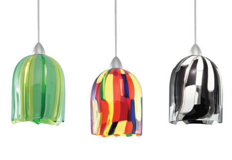 The G530 Series by W.A.C Lighting is a stunning work of art which will make lights extraordinary. The hand-blown glass pendants add gloss and uniqueness, giving a true personal...