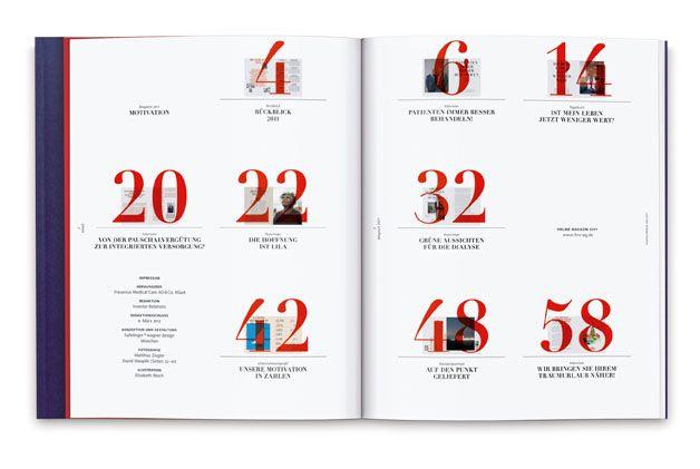Motivation Fresenius Medical Care Annual Report 2011