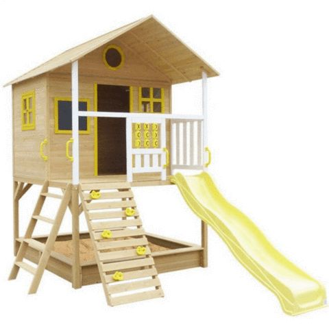Lifespan Warrigal Cubby House *PRE-ORDER* - Swing and Play - 1