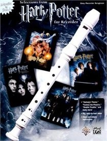 OMGGGGGGGGG Selections from Harry Potter for Recorder Chapters