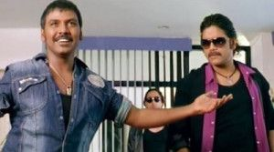 Kanchana with Nagarjuna We all know that Raghava Lawrence is on cloud 9 after Kanchana 2 super success now he is