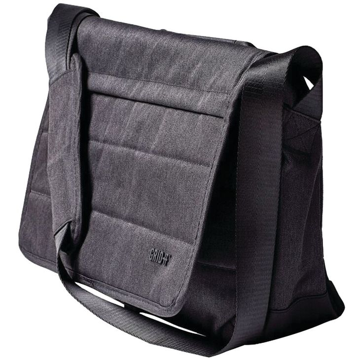 "Grid-it Tech 16"" Messenger Bag"