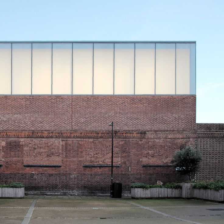Over 20 years after Anish Kapoor moved into an old dairy factory in south London, Caseyfierro has transformed the entire street block into studios