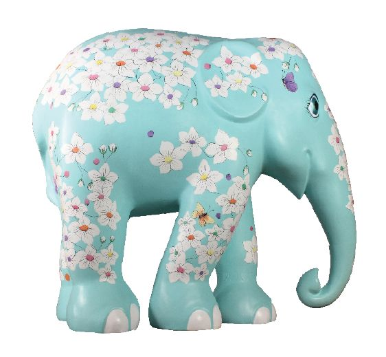 Elephant Parade » The Flower of the Mind