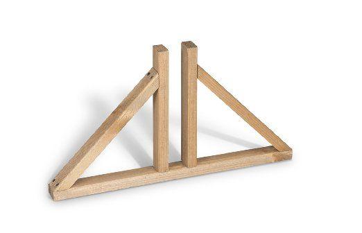 Standfuß aus Holz für Paravent                              …