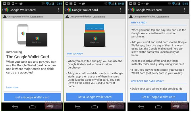 Google Wallet may introduce physical payment cards | Ars Technica