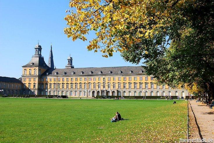 Bonn - Hofgarten