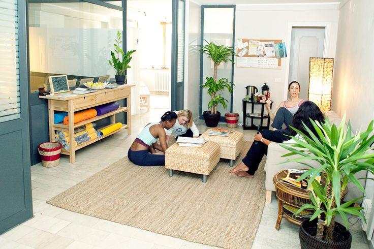 Radici Yoga Studio Florence, Italy