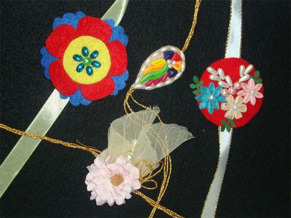 Raksha Bandhan ( Rakhi ) Crafts