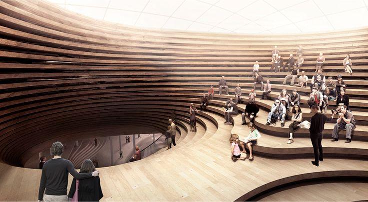 Helsinki Central Library, We arechitecture + jaja architects | Arquitectura Beta