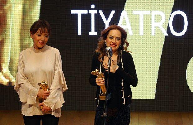 Sanat - 7.Sadri Alışık Ödülleri'ni kazananlar belli oldu - 3 | NTV
