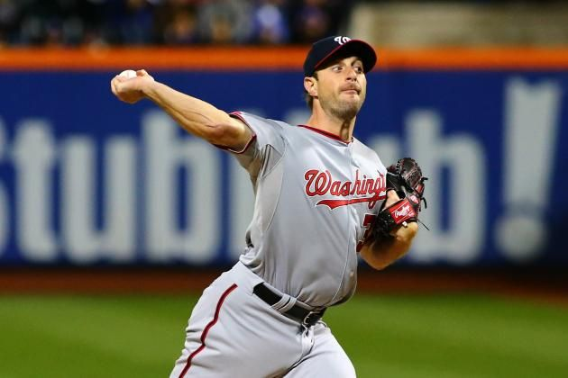 Max Scherzer Throws No-Hitter vs. Mets: Stats, Highlights and Reaction