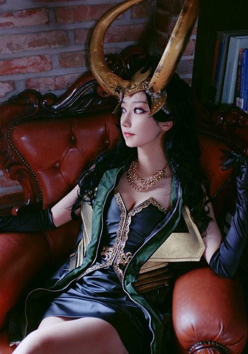 vandariwuuuuutcosplay as Loki #Marvel #Cosplay