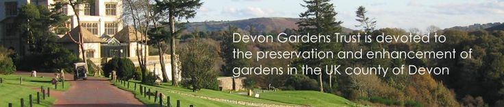 Devon Gardens Trust Northernhay Office, Exeter Community Centre, St David's Hill, Exeter, Devon, EX4 3RG.