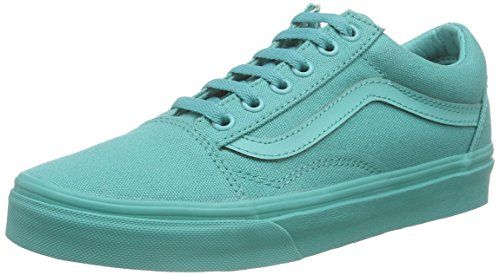 Vans Authentic, Unisex-Erwachsene Sneakers, Grün (mono/bright Aqua), 37 EU - http://on-line-kaufen.de/vans/37-eu-vans-authentic-unisex-erwachsene-sneakers-78