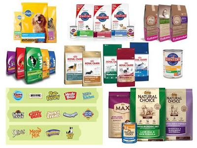 Dog And Cat Food Manufacturers
