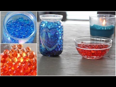 DIY - Jelly geurballetjes