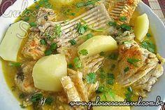 Arraia ao Leite de Coco ou Raia http://www.gulosoesaudavel.com.br/2011/07/07/arraia-ao-leite-de-coco-raia/