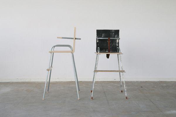 """Kinderstoeltjes van de stoelenfamilie """"De hele zwik"""" #jorindeverweij"""
