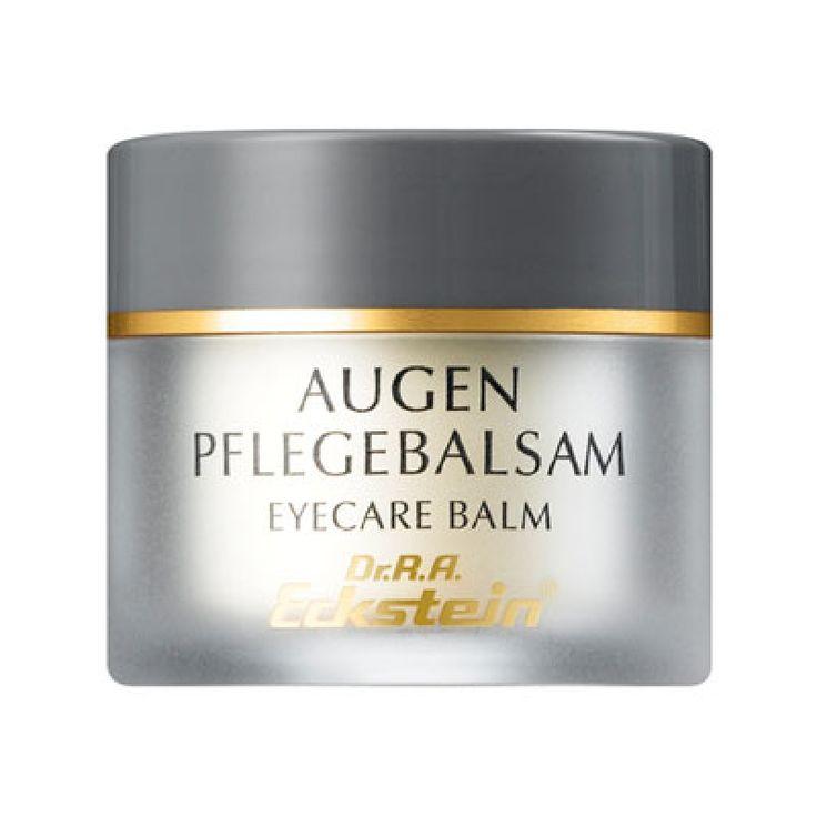 Produkt der Woche: Der Augen Pflegebalsam von Dr. Eckstein ist eine reichhaltige Augenpflege