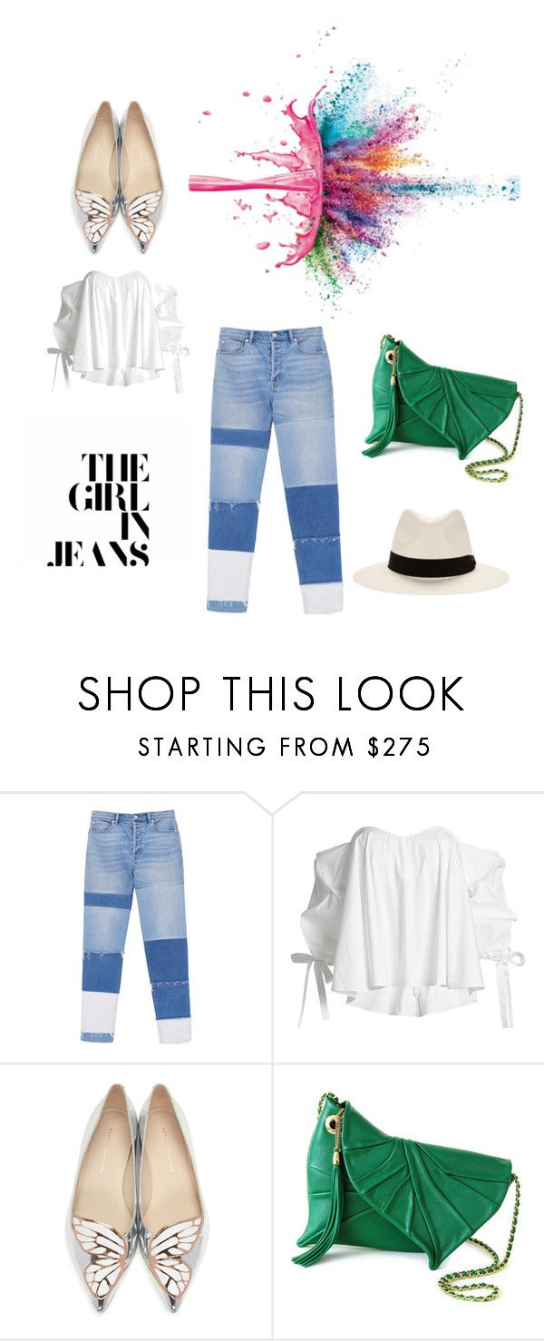 """""""Untitled #26"""" by nerdygets on Polyvore featuring Caroline Constas, Sophia Webster, rag & bone and Givenchy"""