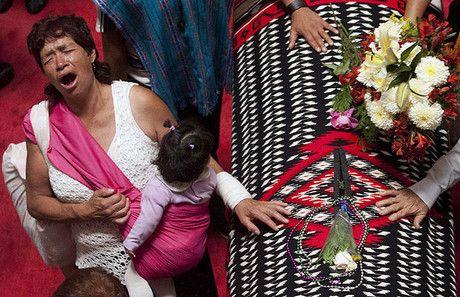 Chavela Vargas recibe el último adiós en el palacio de Bellas Artes