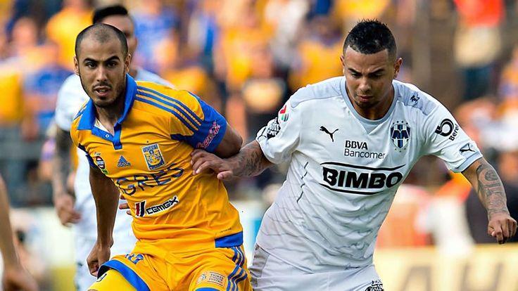 A qué hora juega Monterrey vs Tigres la Liguilla del Clausura 2016 y en qué canal se transmite - https://webadictos.com/2016/05/13/horario-monterrey-vs-tigres-liguilla-c2016/?utm_source=PN&utm_medium=Pinterest&utm_campaign=PN%2Bposts