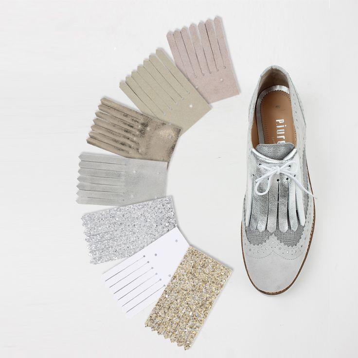 Personnalisez vos chaussures avec des franges