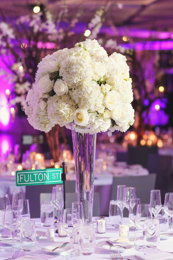 Winter In New York Themed Wedding by Vanessa Joy Photography - KnotsVilla