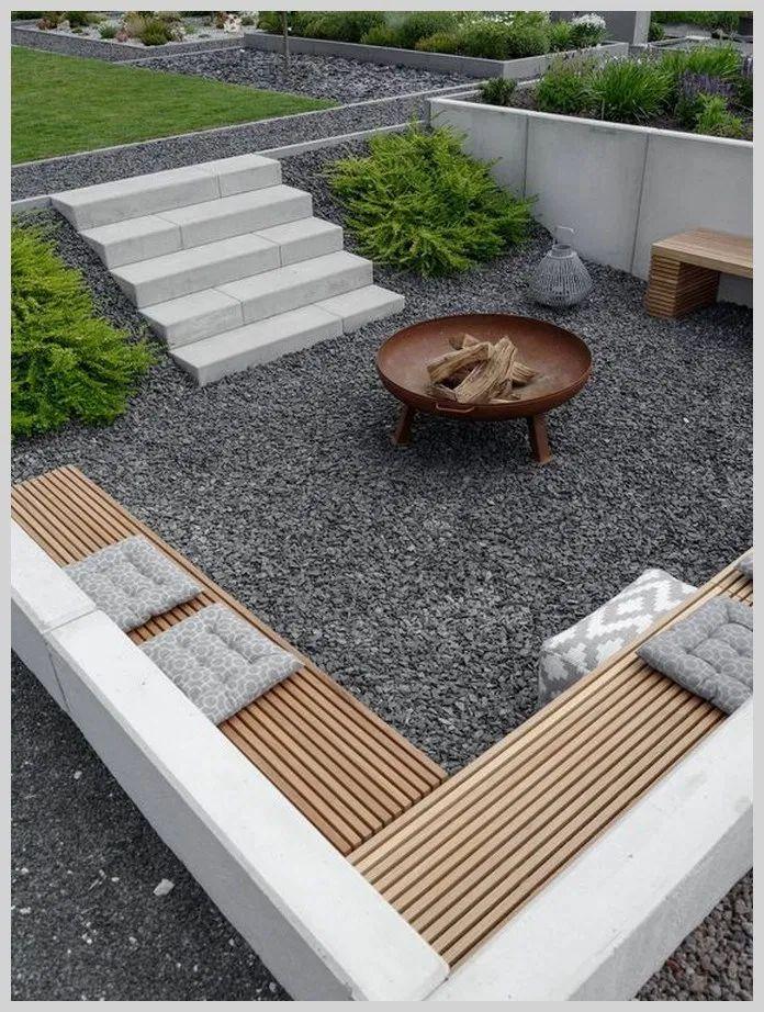 ❤25 Amazing Fire Pit Ideas & Cozy Sitting Set Ar…