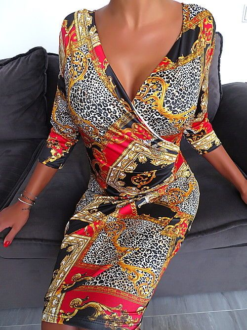 0171656847a7 ORIGINAL MADE IN ITALY KLEID NEU LUXUS DAMEN TOP A117 WOMEN ELEGANT LUXURY  DRESS