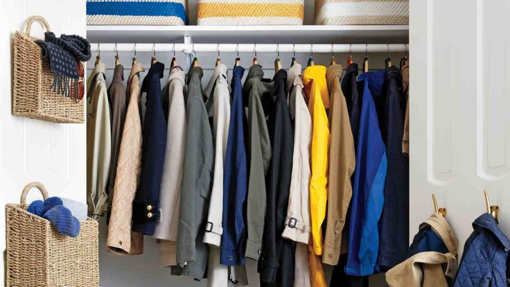 Everything You Need To Know About Closet Organizing