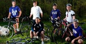 College Students Cycle Across the US for Alzheimer's #Bike4Alz