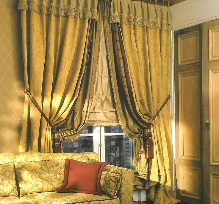17 Best Images About Curtain/Drapes On Pinterest