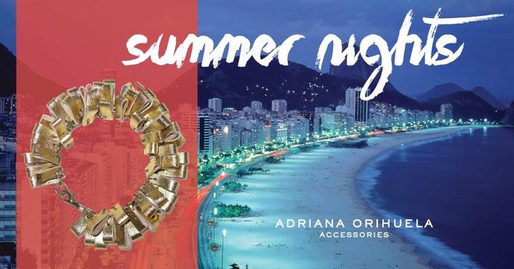 ADRIANA ORIHUELA leather bracelets