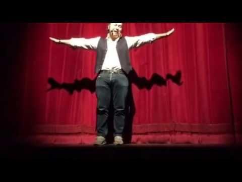 Antonio Filippelli al teatro Piccolo di Napoli