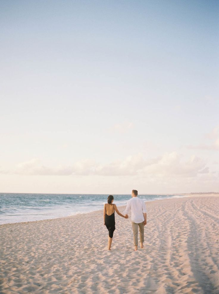 Beach engagement, Katie grant photo – Josefin Adler