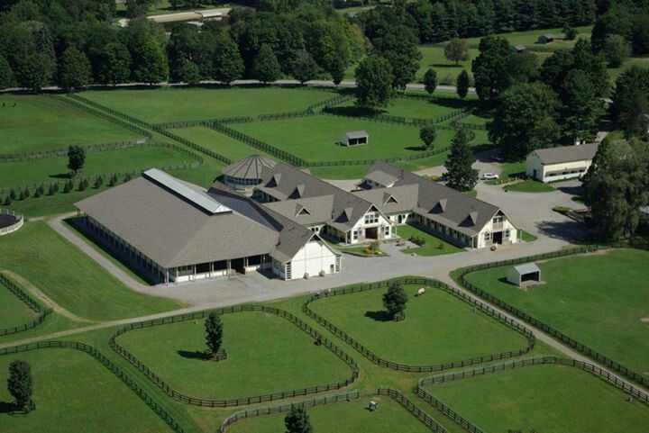Vision of a dream Horse Farm!                                                                                                                                                      More