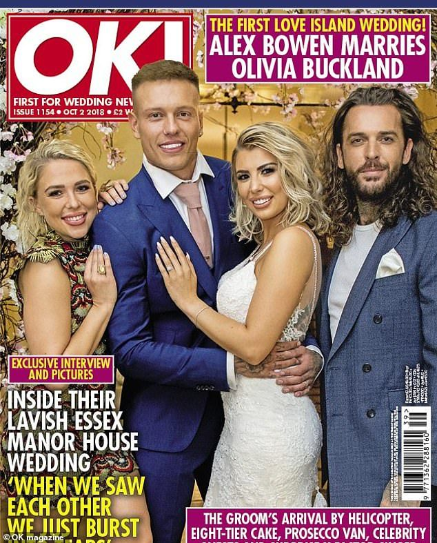 Olivia Buckland And Alex Bowen S Wedding With Images Alex