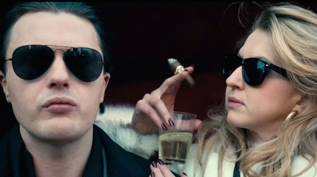 Pillow Lips Makes Progress: Boy Toy Michael Pitt Takes on Machismo in Rob the Mob | Out Magazine