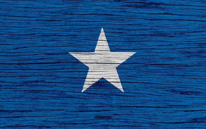 Download wallpapers Flag of Somalia, 4k, Africa, wooden texture, Somalian flag, national symbols, Somalia flag, art, Somalia