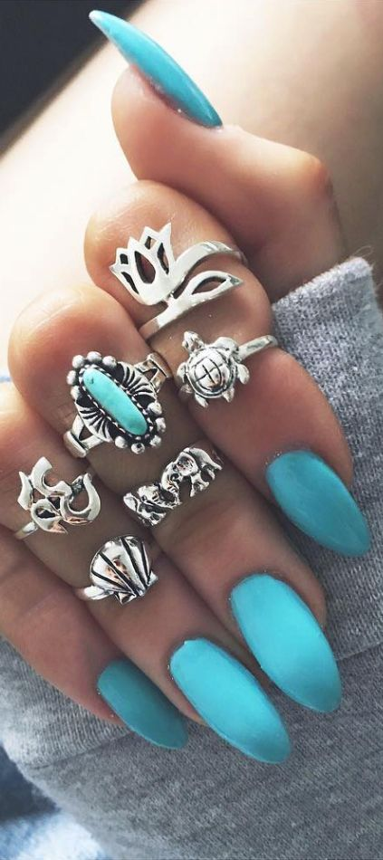 Silver and Turquoise                                                                                                                                                                                 Más