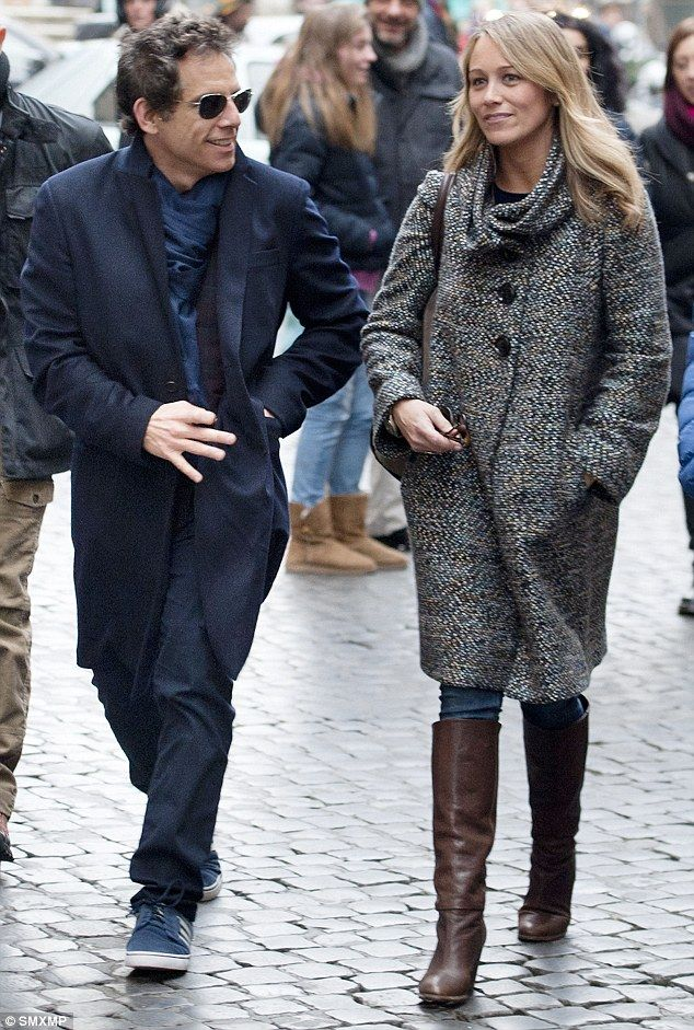 Christine Taylor + jacket