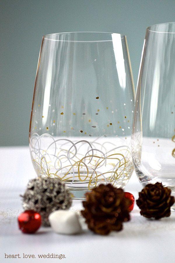 Best 25 sharpie glass ideas on pinterest sharpie mugs for Enamel paint pens for glass