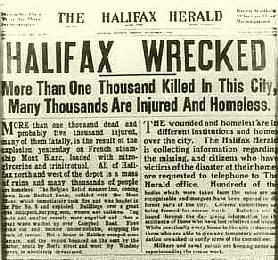 Halifax Explosion | What Happened Today in History?