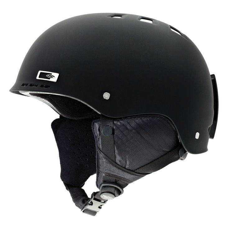 Smith Holt Snow Helmet Matte Black 2012 - SportChek.ca Mens Large