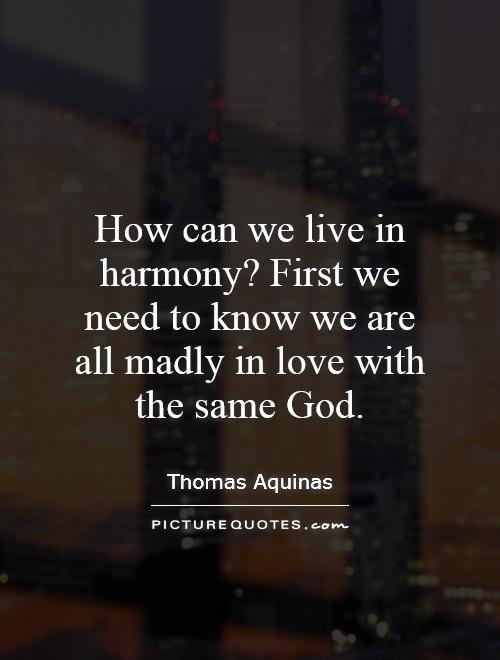Thomas aquinas quotes