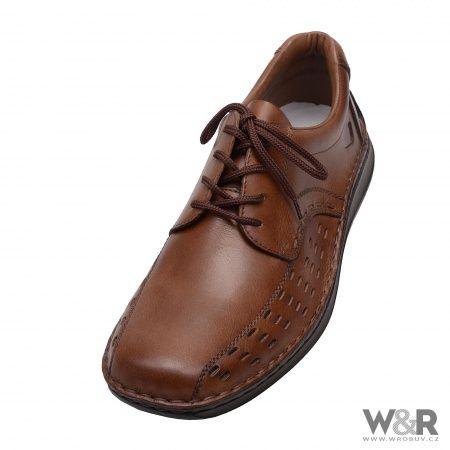 detail Pánská obuv RIEKER 05236/25 BRAUN F/S 16